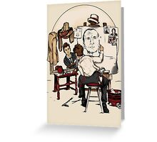 Doctor Rockwell Greeting Card