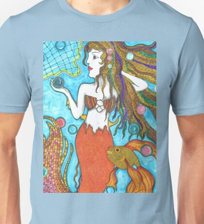 Mermaid Dreams  Unisex T-Shirt