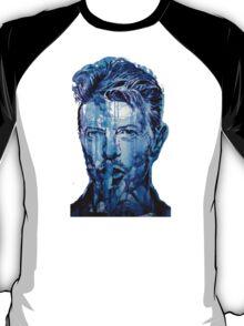 DAVID BOWIE - outline T-Shirt