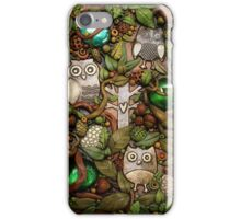 A Parliament of Owls iPhone Case/Skin