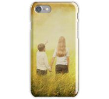 The Last Day of Summer iPhone Case/Skin