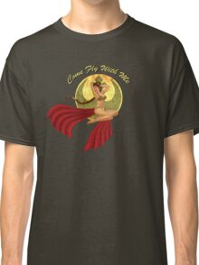 Slave War Pin Up Classic T-Shirt