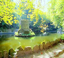 welcome to paradise 130..pena park sintra portugal.. by Almeida Coval