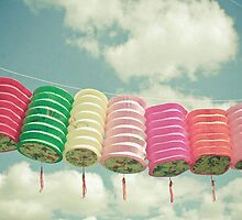 Chinese Lanterns by Cassia