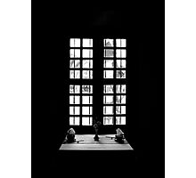 Inside Looking out Photographic Print
