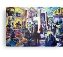 Rory Ellis Band live at the ALbert  Artscape No 1 tamworth Canvas Print