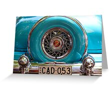 CAD-053 Greeting Card
