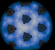 Mandala 0505 by Mario  Scattoloni