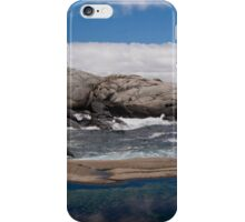 Peggy's Cove day iPhone Case/Skin