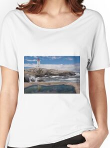 Peggy's Cove day Women's Relaxed Fit T-Shirt