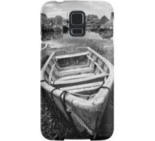 Abandoned Boat Samsung Galaxy Case/Skin