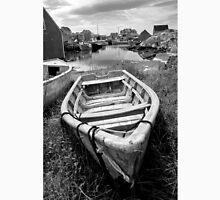Abandoned Boat Unisex T-Shirt