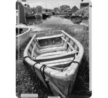 Abandoned Boat iPad Case/Skin