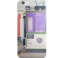 Memphis Trolley iPhone Case/Skin