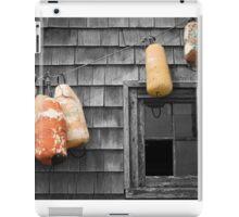 Buoys on Shanty iPad Case/Skin