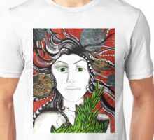 Earth Mothers/Goddesses Series: Hawaiian : Haumea Unisex T-Shirt