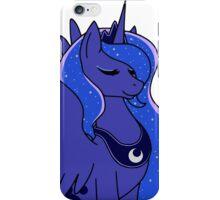 Princess Moon Rear - Plain Banner Version iPhone Case/Skin
