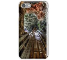 Smoo Cave iPhone Case/Skin