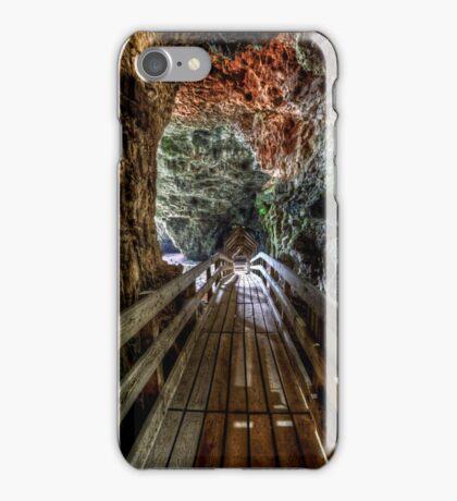 Smoo Cave iPhone Case/Skin