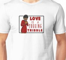Love is a Purring Tribble Unisex T-Shirt