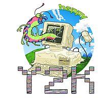 Y2K Bug by GraceGogarty