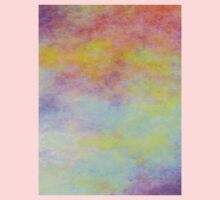 Pastel Sky-Available As Art Prints-Mugs,Cases,Duvets,T Shirts,Stickers,etc One Piece - Short Sleeve