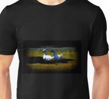 Out for a stroll Unisex T-Shirt