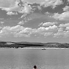 Atazar lake, Madrid by OlurProd