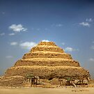 Step Pyramid by Tom Gomez