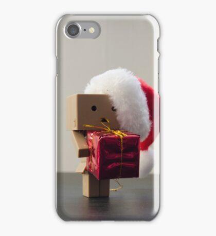 Santa Danbo iPhone Case/Skin