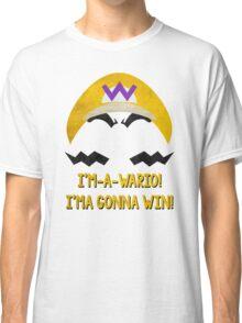 I'm-a-Wario! Classic T-Shirt