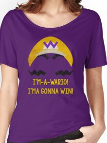 I'm-a-Wario! Women's Relaxed Fit T-Shirt