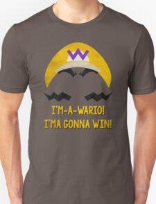 I'm-a-Wario! Unisex T-Shirt