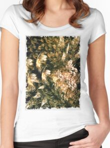 Teezers 360 Women's Fitted Scoop T-Shirt