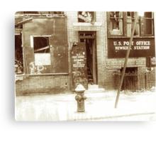 Brooklyn Post Office Canvas Print