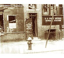 Brooklyn Post Office Photographic Print