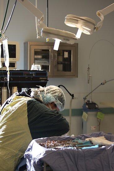 the surgeon by eelsblueEllen