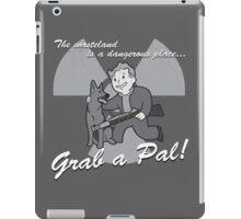 """Let's go, Pal"" iPad Case/Skin"