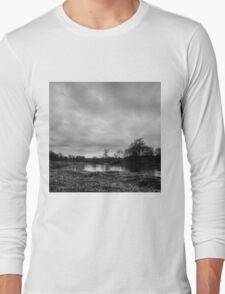 russian landscape Long Sleeve T-Shirt