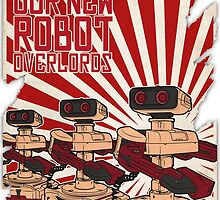 Rise of R.O.B.unism by Christian Garver