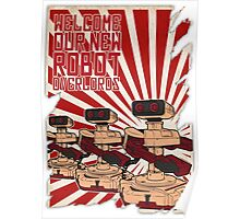 Rise of R.O.B.unism Poster