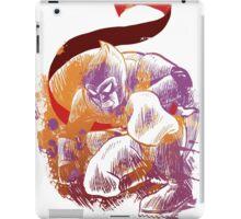 Pulcinell - Pi iPad Case/Skin