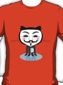 Anonymous Octocat T-Shirt