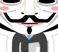 Anonymous Octocat Sticker