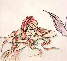 """""""Mermaid - Pinks from the Coral Reef"""" by Katriya Kramme"""