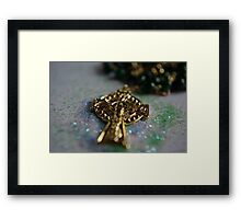 Irish Rosary Framed Print