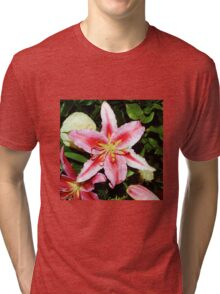 Lily | Bolton Castle, Yorkshire Dales Tri-blend T-Shirt