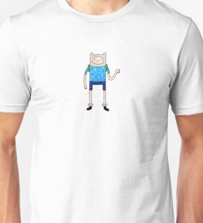 Adventure Time - Wavy Finn Unisex T-Shirt