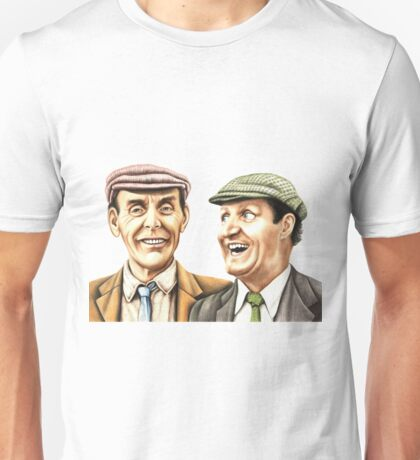 Eric and Tommy - The Plank Unisex T-Shirt