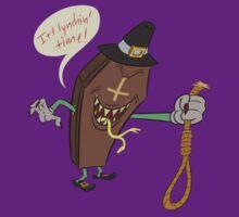 Coughin' Joe: The Killer Coffin! T-Shirt